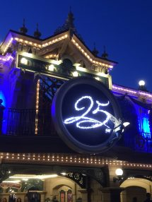 Dazzling 25th - Disneyland Paris Anniversary