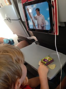 DIY inflight movies