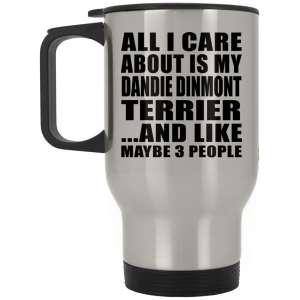 Dog Mum travel mug