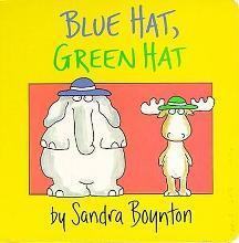 Books for preschoolers