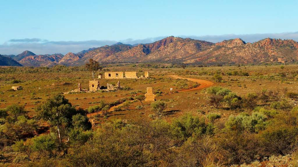 10 Things to do with Kids in the Flinders Ranges, South