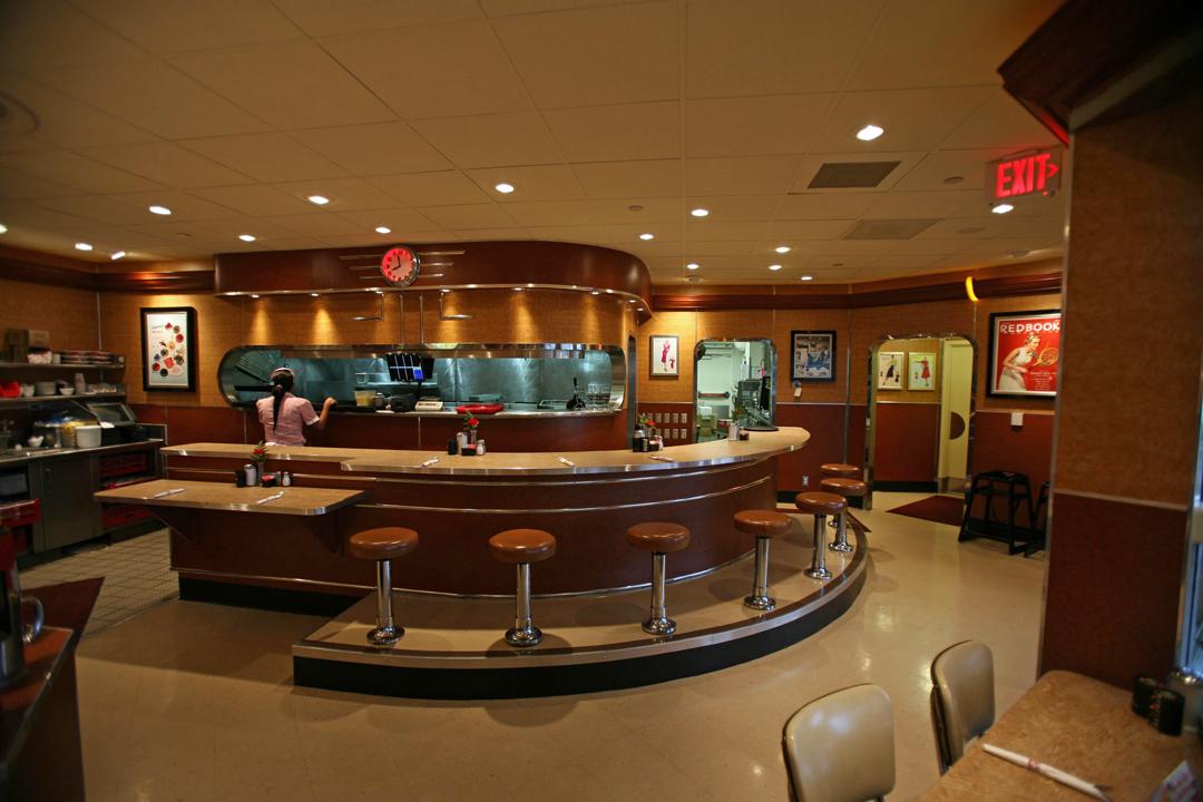 Rubys Diner  South Coast Plaza