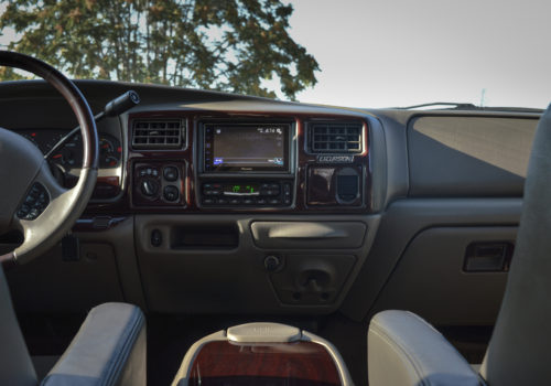 Ford w/ Pioneer Touchscreen Headunit