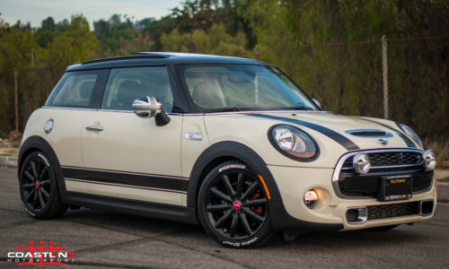 Mini Cooper Lowered