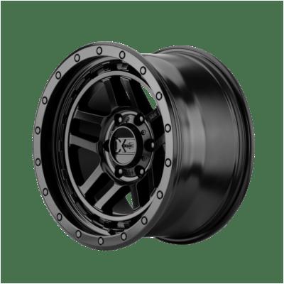 KMC XD Series XD140 Black