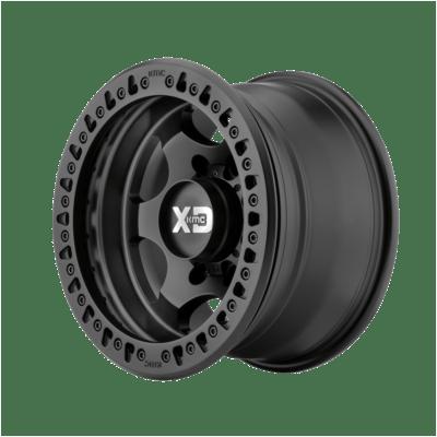 KMC XD Series XD232 Black
