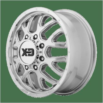 KMC XD Series XD843 Silver 2