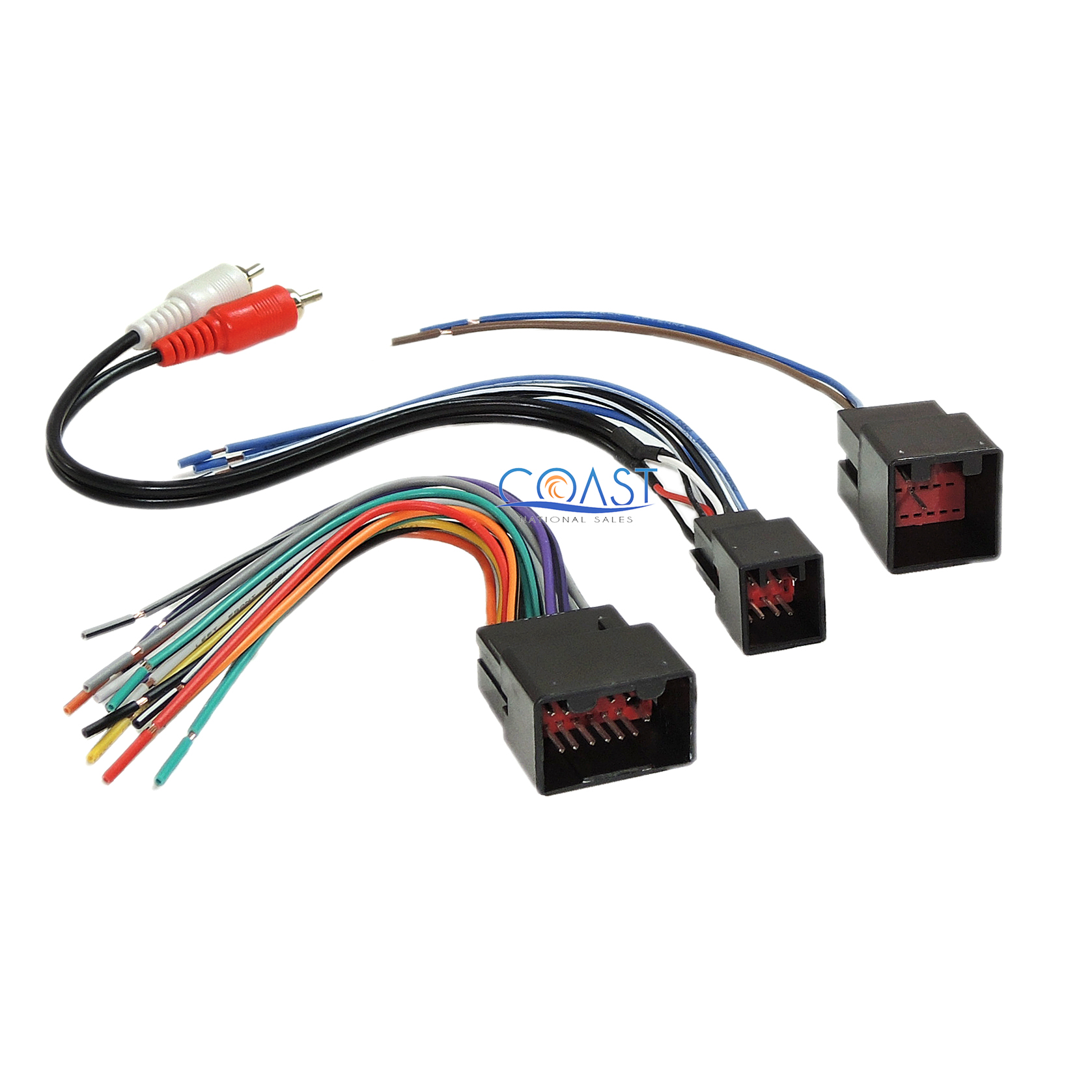 Metra Wiring Harness For Aftermarket Radio