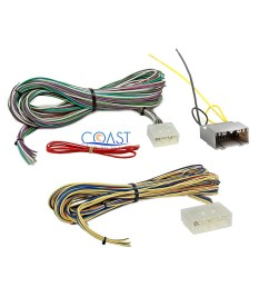 car audio amplifier bypass harness for 2004 2009 chrysler dodge jeep 70 6504 [ 1401 x 1401 Pixel ]