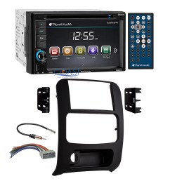 planet audio dvd bluetooth stereo 2 din dash kit harness for 02 07 jeep liberty [ 2880 x 2880 Pixel ]