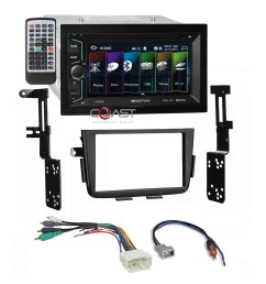 details about soundstream dvd bt camera input stereo dash kit amp harness for 01 06 acura mdx [ 2280 x 2280 Pixel ]