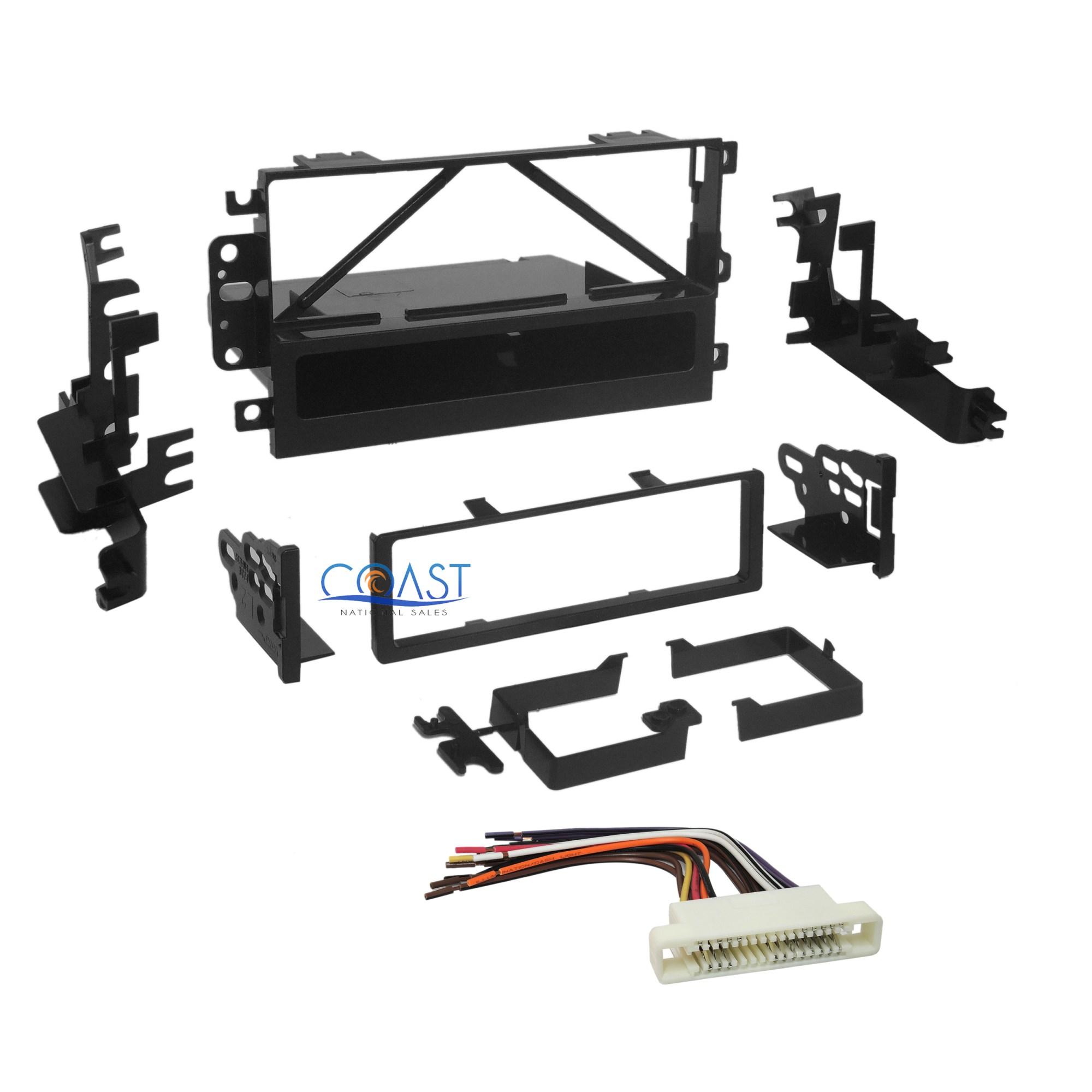 hight resolution of details about metra car stereo dash kit harness for 2000 05 buick lesabre pontiac bonneville