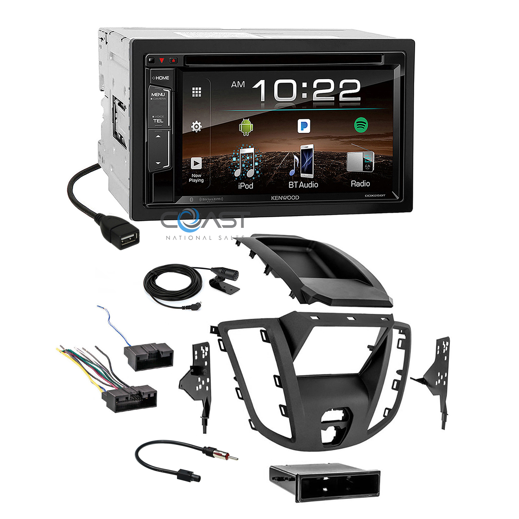 hight resolution of kenwood 2018 dvd sirius stereo 2 din dash kit harness for 2015 16 diagram also kenwood double din car stereo further 2016 sport cars