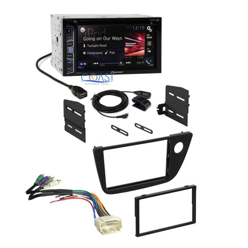 small resolution of details about pioneer 2016 radio stereo dash kit amplifier wire harness for 2002 06 acura rsx