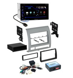 details about pioneer car radio stereo dash kit jbl wiring harness for 2005 11 toyota tacoma [ 2797 x 2797 Pixel ]