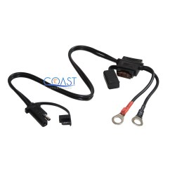 quick connect battery wire harness snap cord ring charger terminal battery charging wire harness battery wire harness [ 2688 x 2688 Pixel ]
