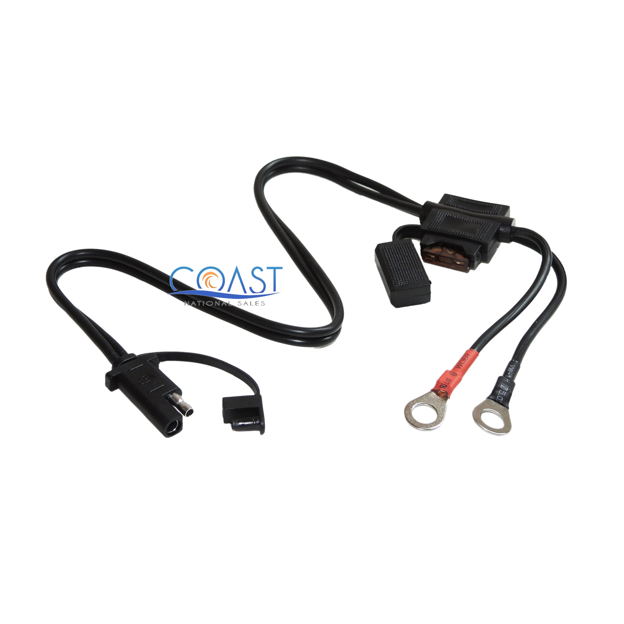 hight resolution of quick connect battery wire harness snap cord ring charger terminaldetails about quick connect battery wire harness