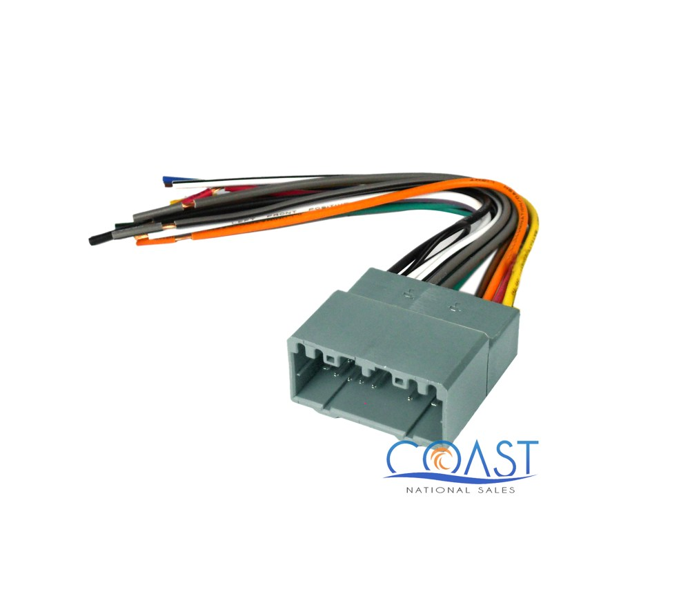 medium resolution of details about radio wire harness plugs into factory harness for 2002 up chrysler dodge jeep