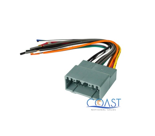 small resolution of details about radio wire harness plugs into factory harness for 2002 up chrysler dodge jeep