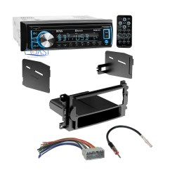 Pt Cruiser Cd Player Wiring Diagram How To Use A Moody Boss Bluetooth Car Radio Stereo Dash Kit Harness For 2004