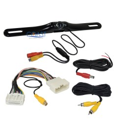 backup camera to factory radio harness rear camera for 2002 chrysler dodge [ 3000 x 3000 Pixel ]