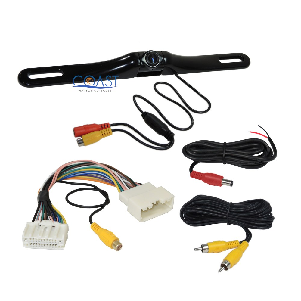 medium resolution of backup camera to factory radio harness rear camera for 2002 chrysler dodge