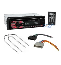 pioneer car stereo wire harness radio remover for ford mercury mazda [ 2160 x 2160 Pixel ]