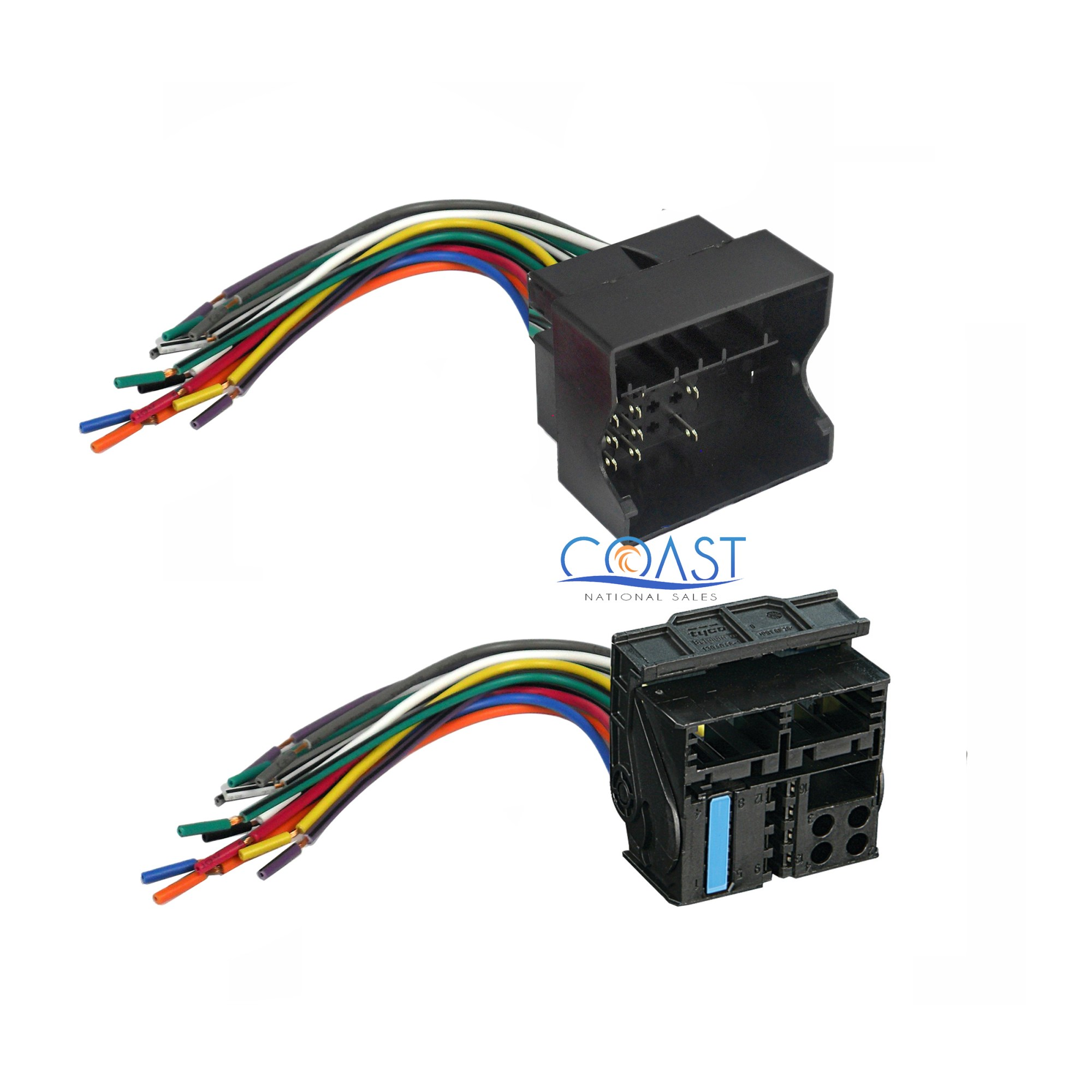 hight resolution of car radio stereo installation wire wiring harness combo set for 1994 2002 bmw