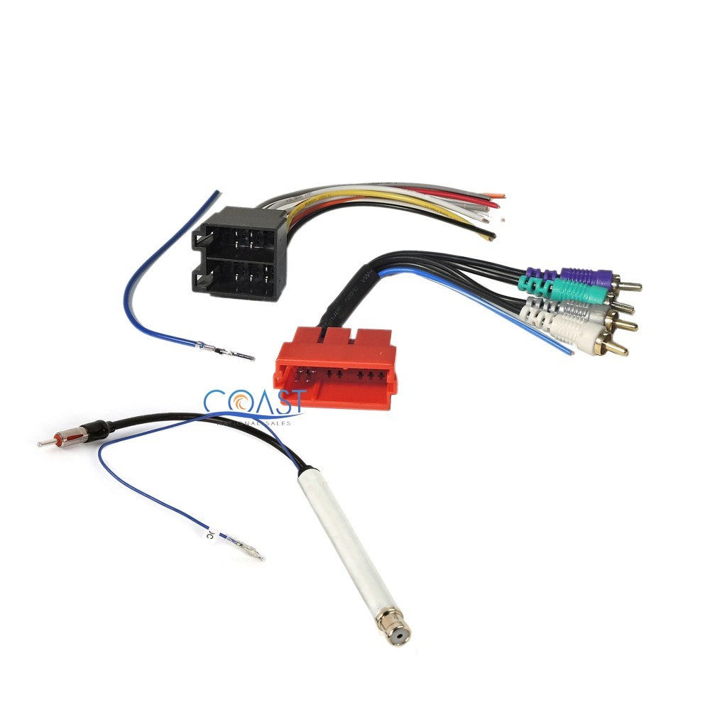 medium resolution of bose concert symphony radio stereo wire harness antenna for 1996 gm bose wiring harness bose concert