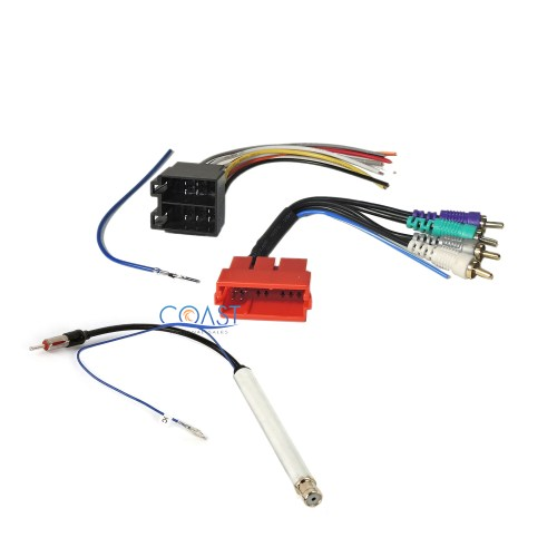small resolution of bose concert symphony radio stereo wire harness antenna for 1996 gm bose wiring harness bose concert