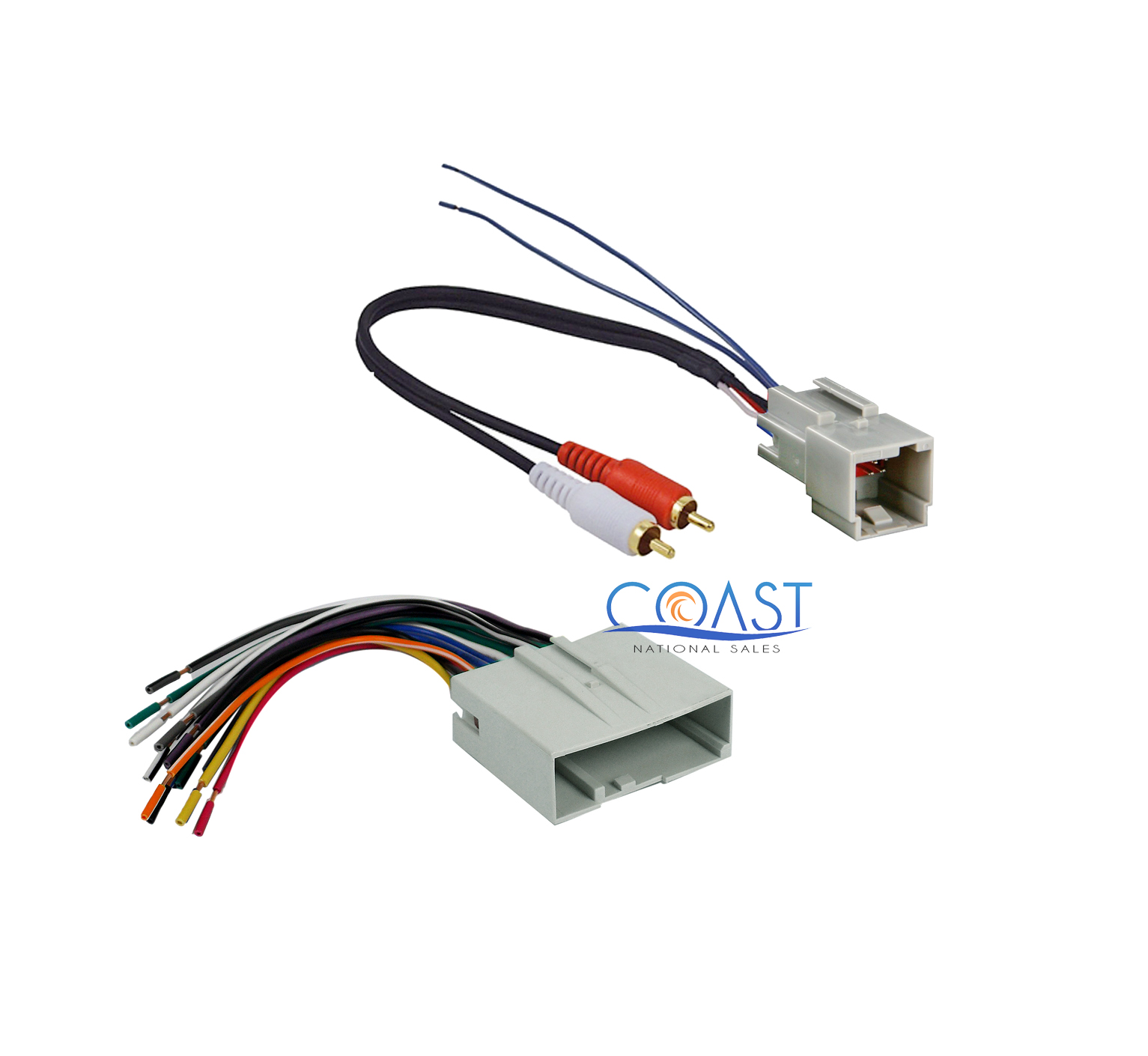 hight resolution of aftermarket radio amplifier wiring harness for 2003 up ford lincoln mercury