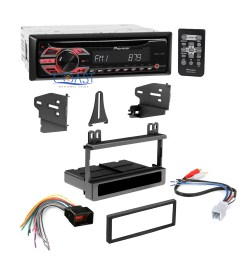 pioneer car radio stereo dash kit wire harness for 1998 08 ford lincoln mercury specifications [ 1945 x 1945 Pixel ]