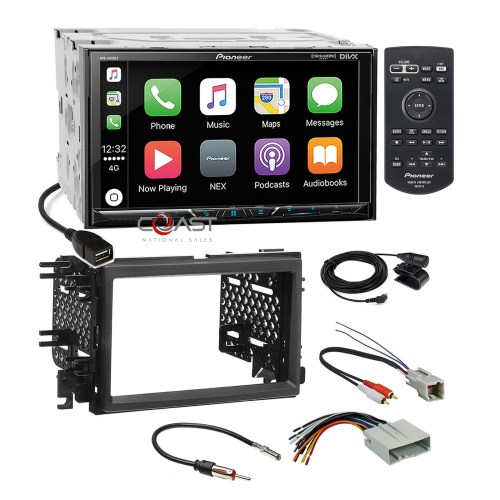 small resolution of details about pioneer carplay sirius bt gps stereo dash kit harness for ford lincoln mercury