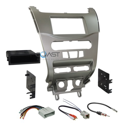 small resolution of ford focus wiring harness kits wiring diagram car radio stereo silver dash kit panel wire harness