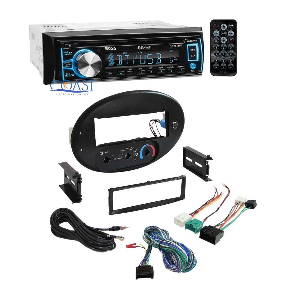 medium resolution of boss car radio stereo dash kit harness for 1996 99 ford taurus wiring harness for 1998 1999 ford taurus and mercury sable ebay