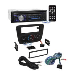 2000 Ford Taurus Stereo Wiring Diagram Ammo Box Speaker Boss Car Radio Dash Kit Harness For 2007