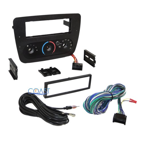 small resolution of car radio stereo dash kit bezel harness for 2000 2007 ford harness ford wiring kits67cougarxr7 trailer wiring harness kit