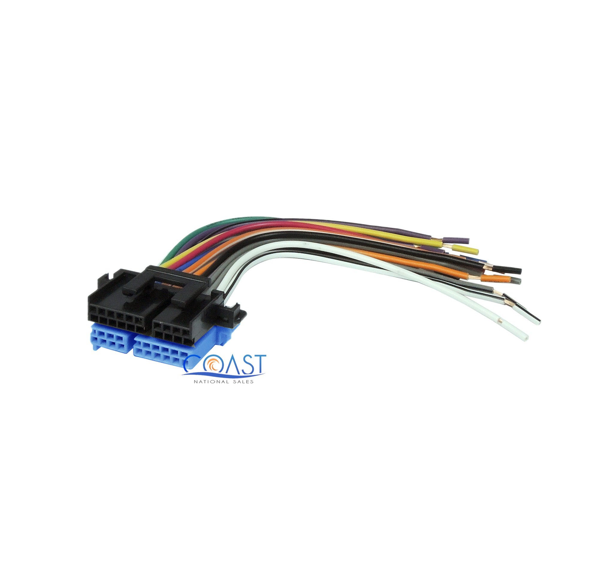 hight resolution of car stereo wiring harness to factory radio 1988 2005 buick chevycar stereo wiring harness to factory