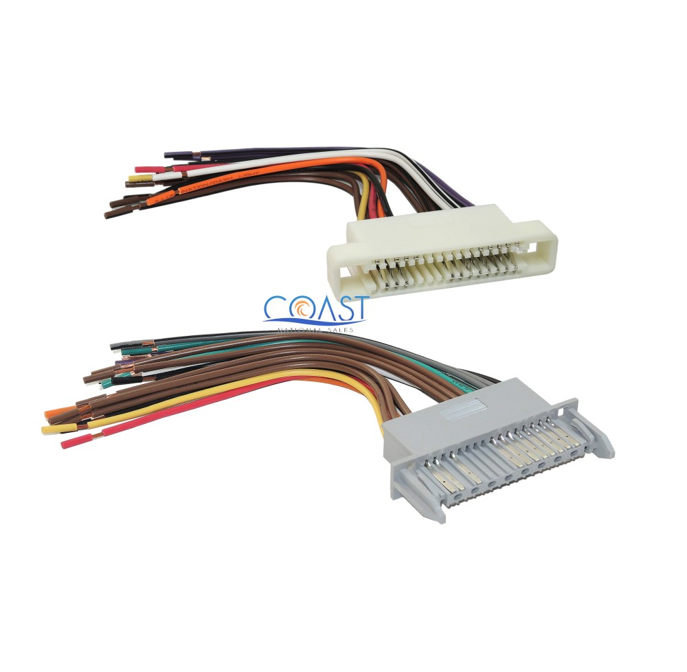 medium resolution of car stereo wiring harness combo for 2000 2005 buick lesabre pontiac bonneville