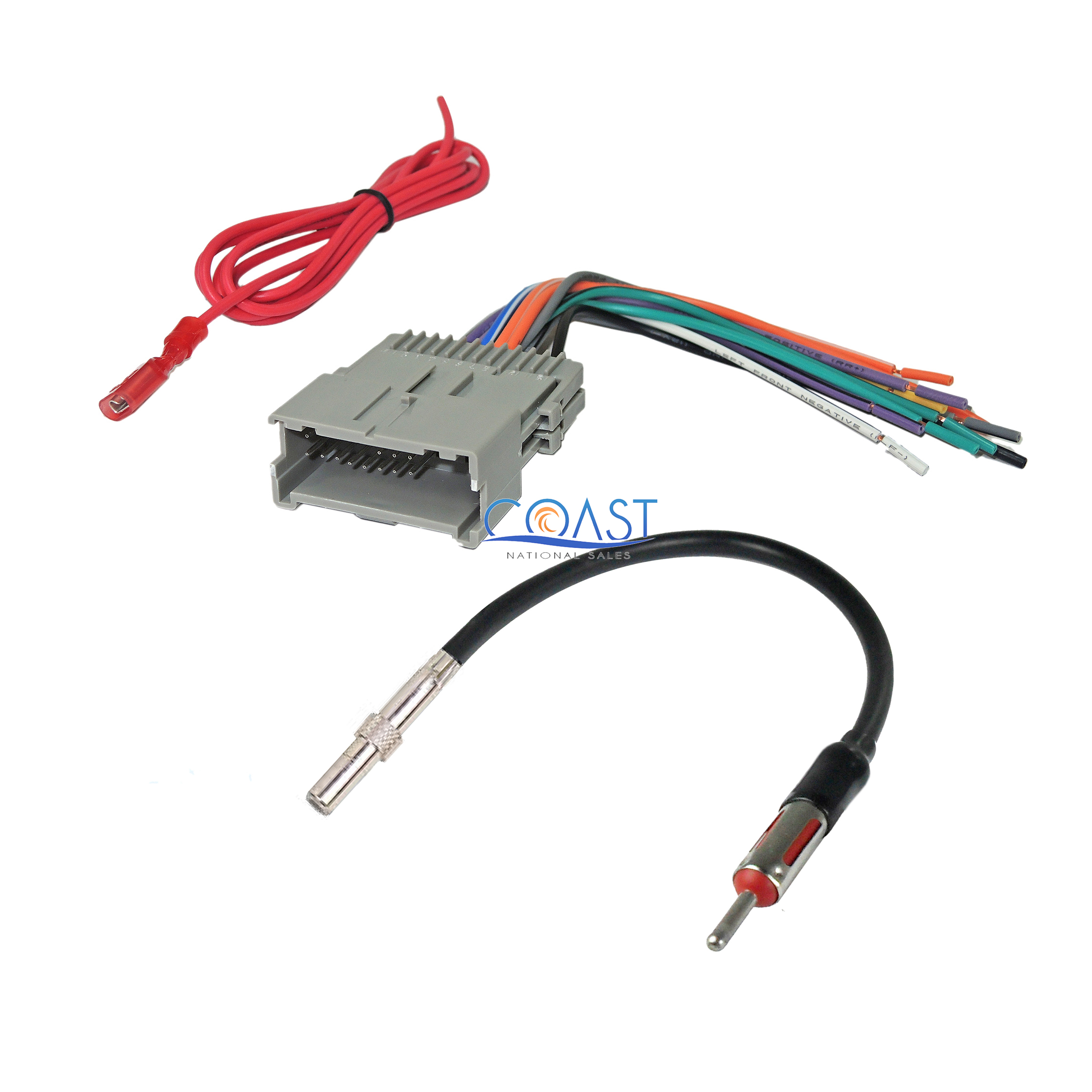 Stereo Wiring Harness For Chevy Truck