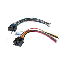 Chevy Cobalt Stereo Wiring Diagram Mercedes Benz W124 Car Harness To Factory Radio For 2005 2010