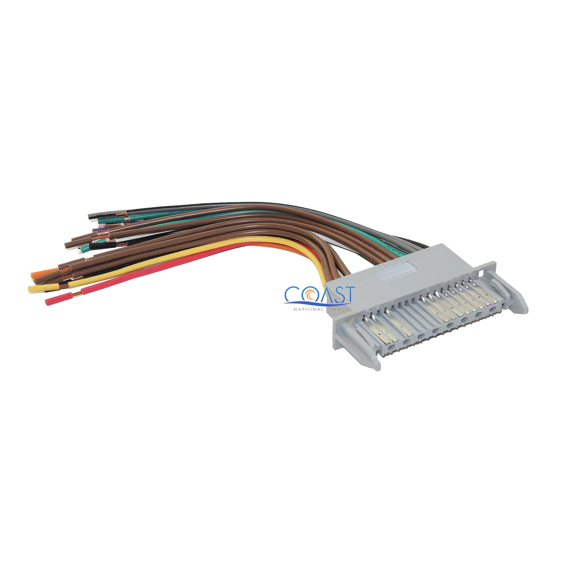 hight resolution of car radio stereo wiring harness for 2000 2005 buick lesabre pontiac bonneville