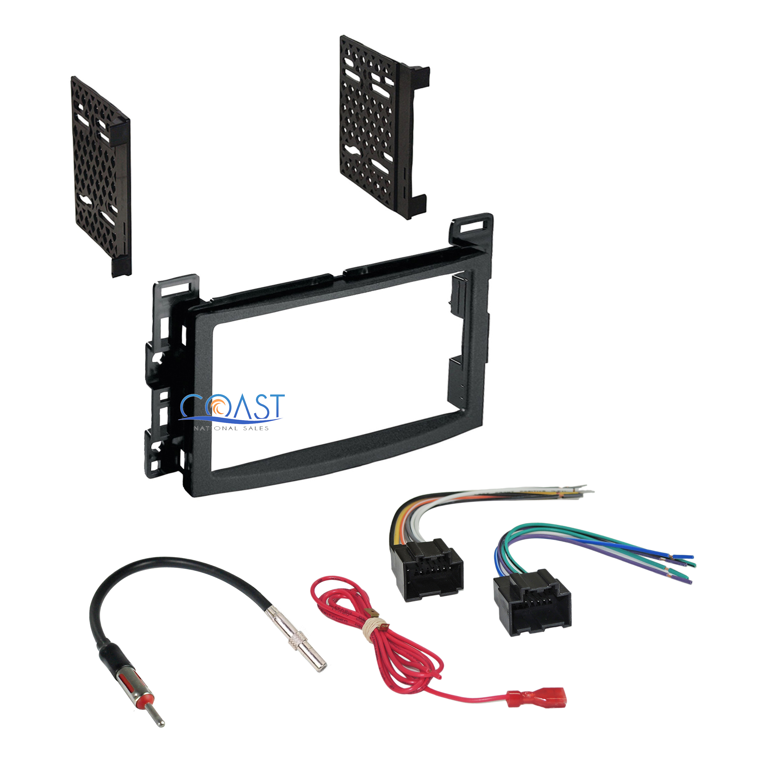 car audio system wiring kit