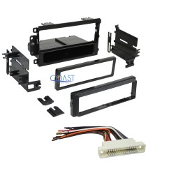car stereo dash kit wire harness for 2000 2005 buick lesabre pontiac bonneville [ 2550 x 2550 Pixel ]