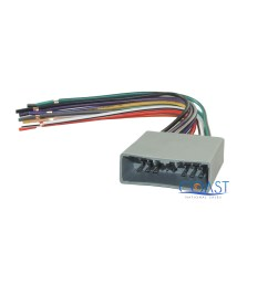 details about metra aftermarket radio stereo wire harness plug for 2006 up honda civic acura [ 1650 x 1650 Pixel ]