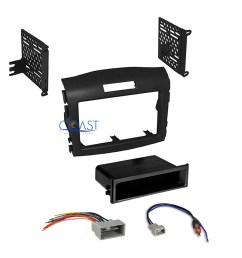 car radio stereo install dash kit wiring harness for 2012 2016 honda cr v crv [ 1368 x 1368 Pixel ]
