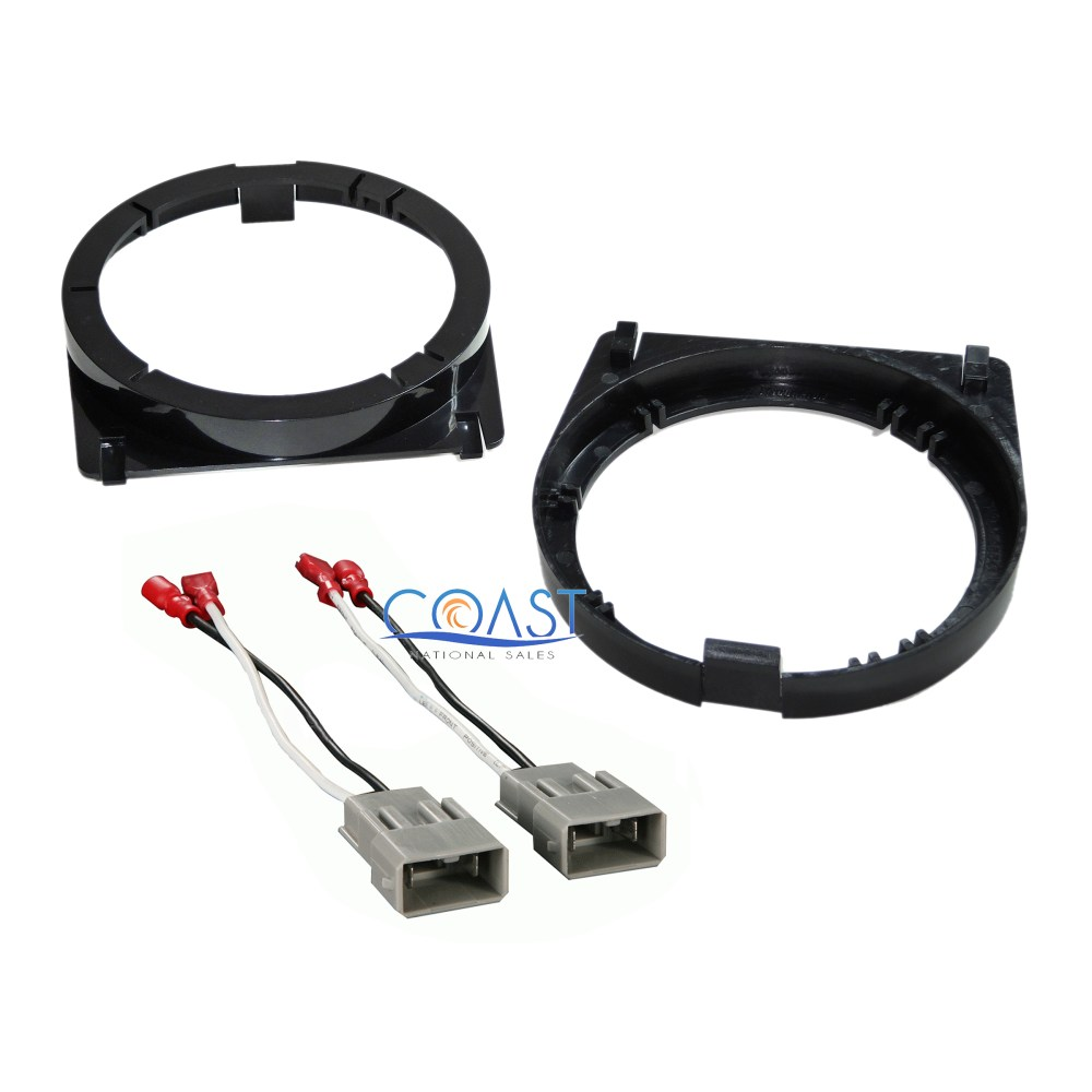medium resolution of details about front door speaker adapter bracket plate wire harness for honda accord