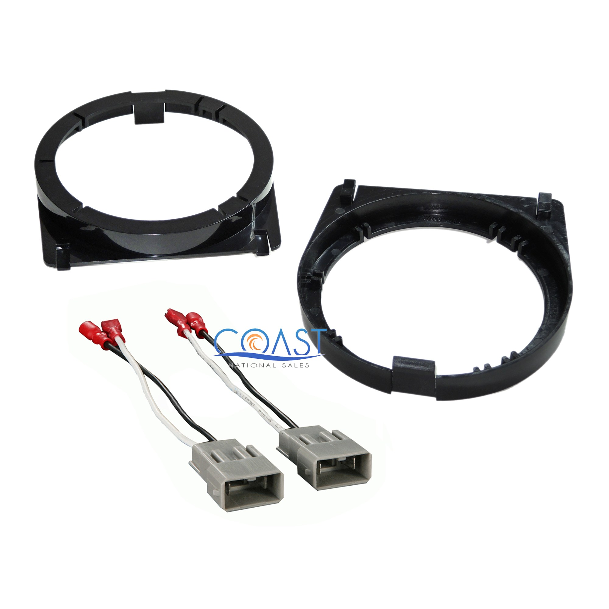 hight resolution of details about front door speaker adapter bracket plate wire harness for honda accord