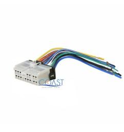 aftermarket car radio stereo wiring harness plug for select 1999 up hyundai kia [ 2550 x 2550 Pixel ]