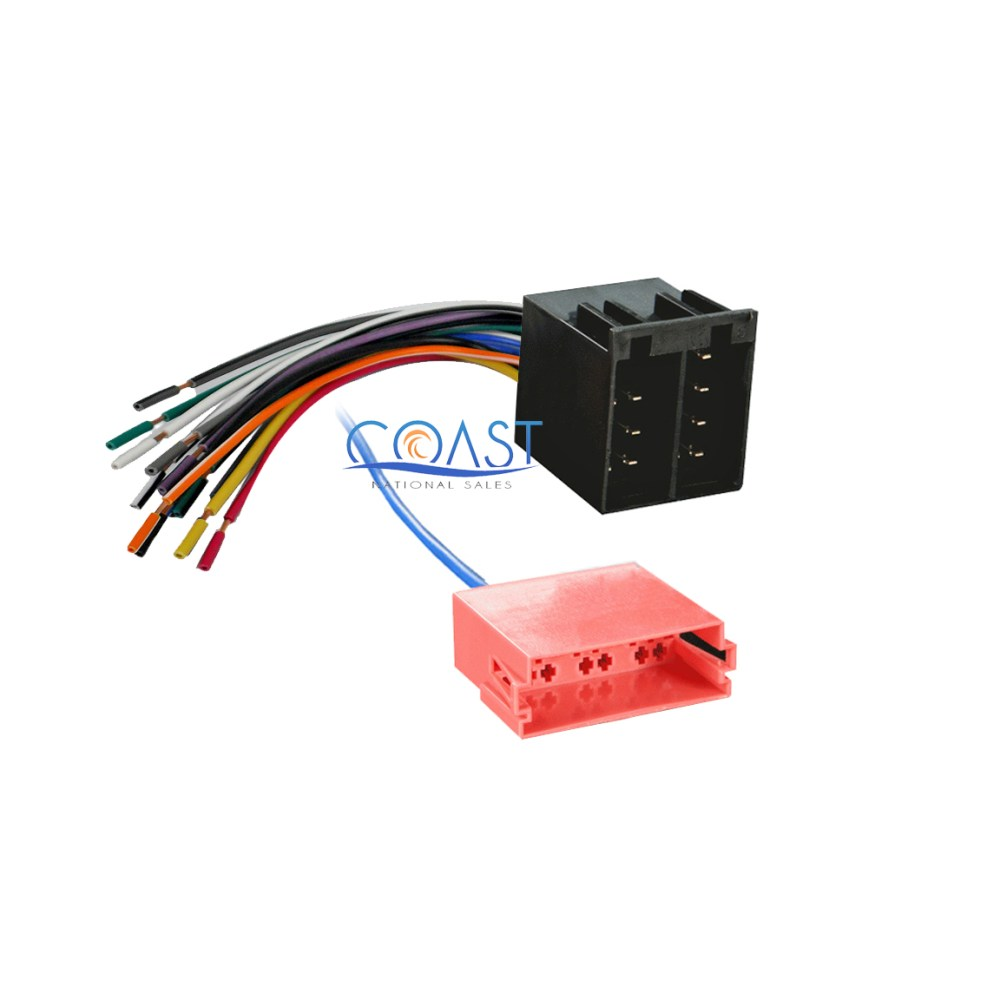 medium resolution of car stereo wiring harness plugs into factory harness for 2009 up hyundai kia